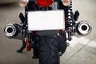 Une plaque d'immatriculation unique pour toutes les motos ?