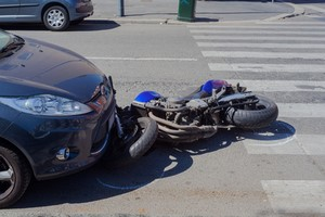 Les accidents à deux roues en baisse