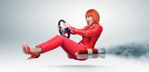 Automobile : la voiture volante a été brevetée !