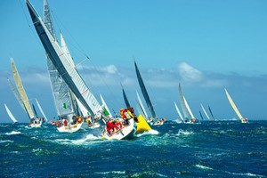 Mutex prend part au Challenge Voile national des experts-comptables