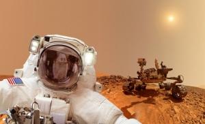 Une voiture envoyée sur Mars ?!