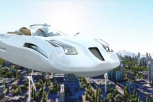 Un permis pour voiture volante ?!