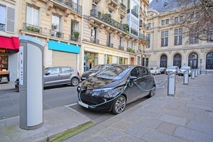 Les Français adorent la voiture électrique