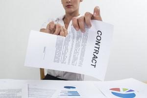 Résiliation de l'assurance entreprise