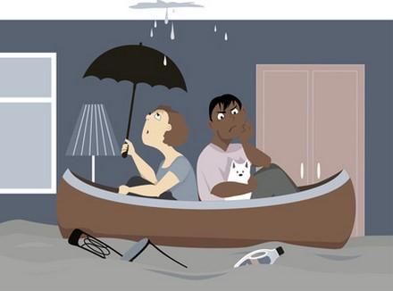 Les inondations au Royaume-Uni vont coûter cher