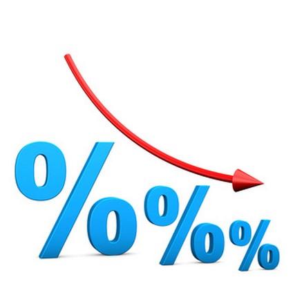 Nouvelle chute historique des taux dans l'immobilier