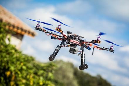 USA : Des drones pour évaluer les dégâts