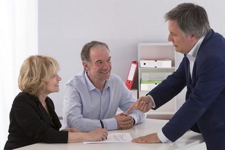 L'immobilier intéresse de plus en plus Zurich France