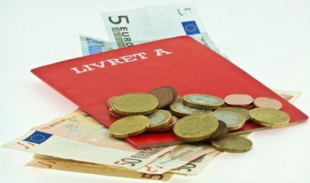 Livret A : Collecte négative d'1 Md€ en juillet