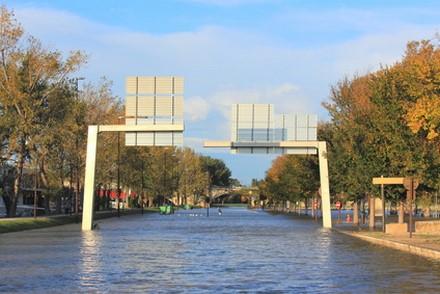 Inondations : le risque reste important dans les Alpes-Maritimes