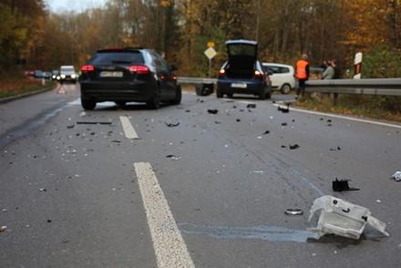 Davantage de décès sur les routes françaises