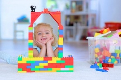 Une nuit dans une chambre... en Lego !