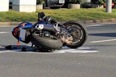 Un airbag électronique dans un blouson de cuir pour les motard ?!