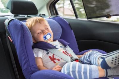 Air Technology, le siège pour enfant qui renforce leur protection en voiture
